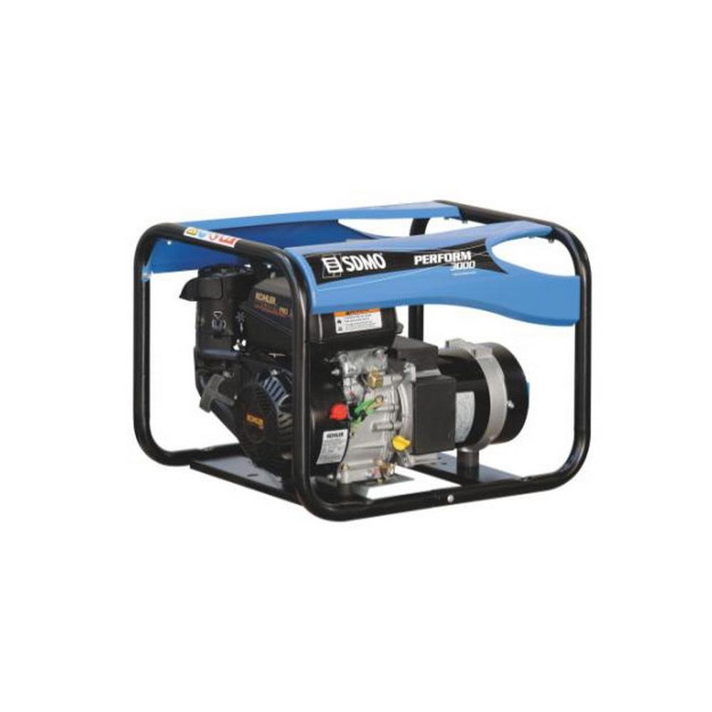 Sdmo Perform 3000 Petrol Generator Honda Engine 3000w
