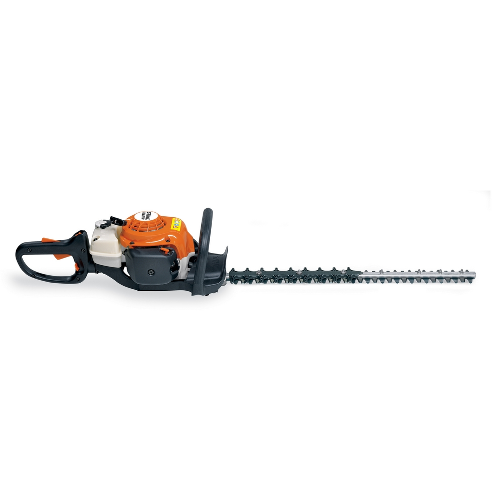 stihl hs 81 r pro hedge trimmer with edge blade 30 quot 75cm