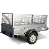 Trailer single axle 750kg