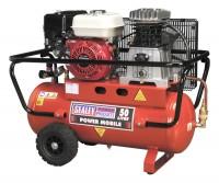 Compressor 10cfm petrol