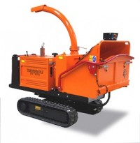 6 inch Tracked Wood Chipper Timberwolf