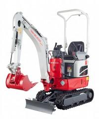 1 tonne Micro Excavator