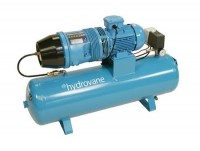 Hydrovane Compressor 10cfm petrol
